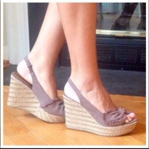 Mossimo Supply Co. Wedges (9)